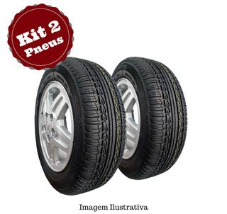 Remold: Kit 2 Pneu 185/65 R15 Gw Tyres Desenho Pirelli P6