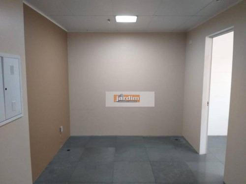 Sala Para Alugar, 27 M² Por R$ 1.100,00/mês - Rudge Ramos - São Bernardo Do Campo/sp - Sa0281