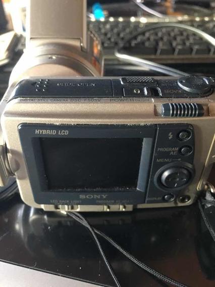 Maquina Digital Sony Dsc F 505v
