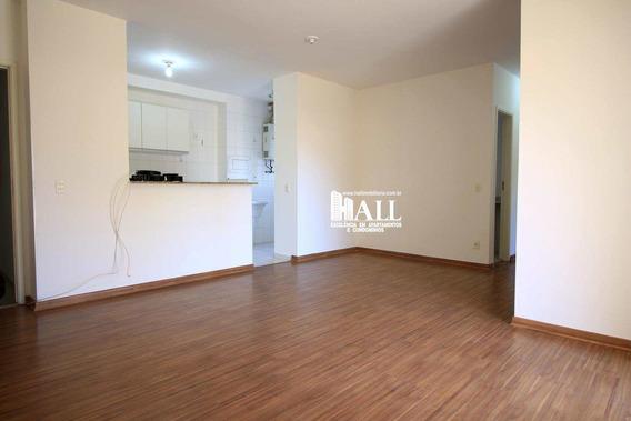 Apartamento Com 2 Dorms, Jardim Tarraf Ii, São José Do Rio Preto - R$ 365 Mil, Cod: 3827 - V3827