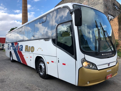 Neobus Road 330 Scania K310 Baixo Km Financia100%