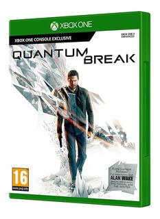 Juego Quantum Break Xbox One Disco Fisico Nuevo En Español