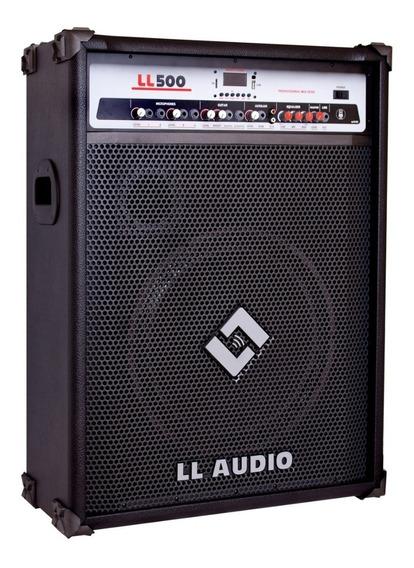 Caixa Amplificada Multiuso Ll500bt Bluetooth 150 Watts Nca