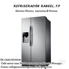 Técnico En Refrigeración De Aires Nevera Latoneria Y Pintura