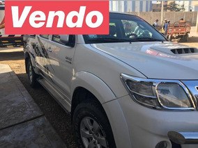 Toyota Hilux 4x4 Srv Full Equipo 2013