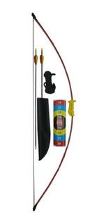 Arco 15 Libras 51 Pulgadas + Flechas Profesional Inicial