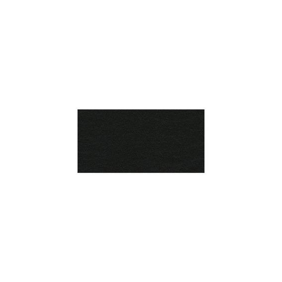 Fieltro Plano Black 30.5cm X 45.7cm De 2mm De Espesor Kunin