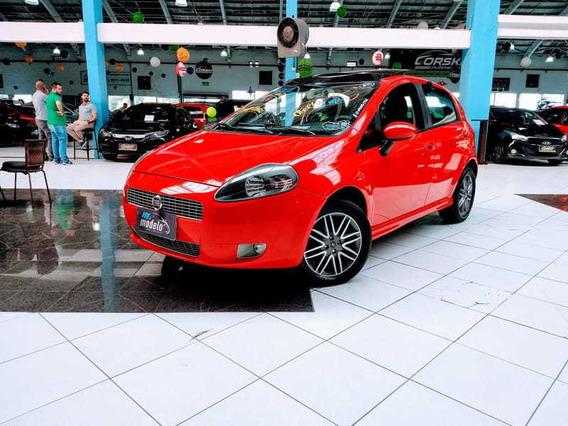 Fiat Punto Sporting 1.8 8v(flex) 4p 2012