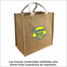 d007e2abf 10 Bolsas De Yute, Con Fuelle, C/tu Logo Impreso