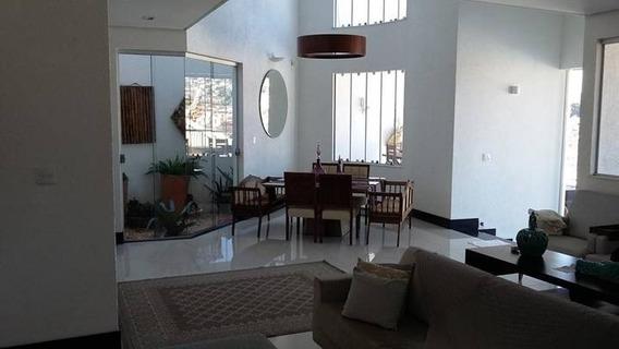 Casa Com 3 Quartos Para Comprar No São José Em Pará De Minas/mg - 634