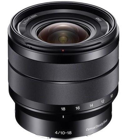 Lente Sony Sel 10-18mm F/4 Oss