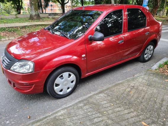 Renault Logan Familier 1.4 Gasolina Y Gas