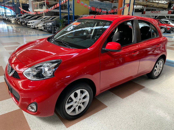 Nissan March 1.6 Sv Flex Completo