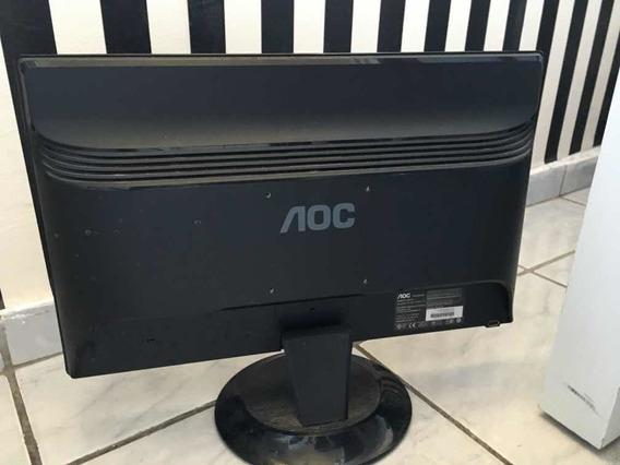 Tela De Computador- Monitor De Pc Da Marca Aoc