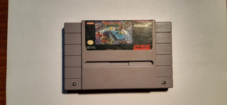 Turtles In Time Super Nintendo