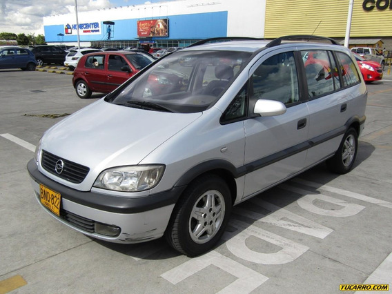 Chevrolet Zafira Mt 2000cc Aa