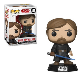 Funko Pop Star Wars: The Last Jedi Luke Skywalker #266
