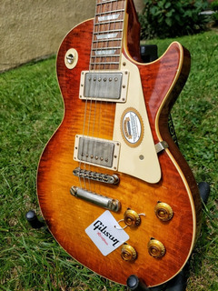 Gibson 1959 True Historic Custom Shop Les Paul 59 Murphy R9