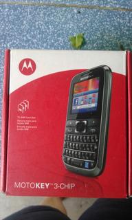 Motorola Motokey Ex117, Tres Chip