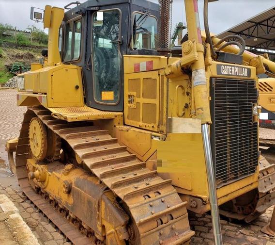 Trator De Esteiras Caterpillar D6t Xl Ano 2010,