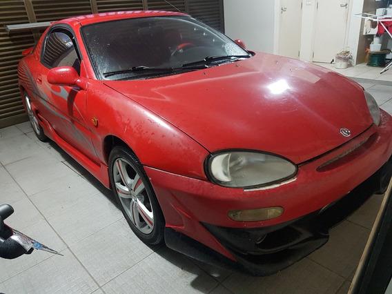 Mazda Mx3 1997 Mecanica Original Doc Ok
