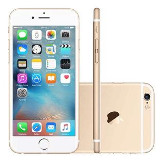 Apple iPhone 6 Plus 64gb Dourado 12x Frete Gratis