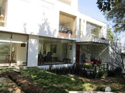 Renta Hermosa Casa, Tlalpan, 3 Niveles, Amplios Espacios