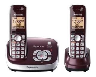 Telefono Inalambrico+ Extension Panasonic Kx-tg6572r
