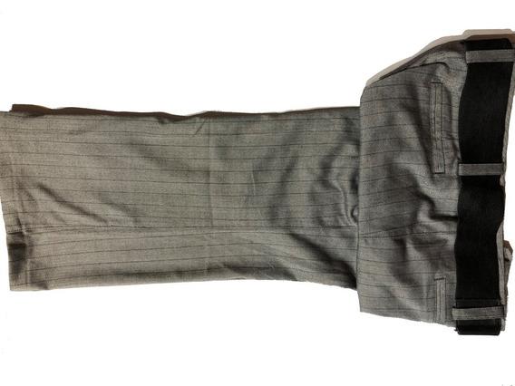 Pantalon De Vestir Recto Guess Traído De Usa Talle 34
