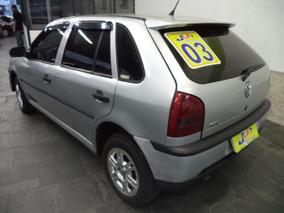 Volkswagen Gol 1.6 8v 5p Completo 2002