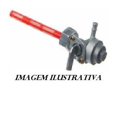 Torneira Gasolina Com Botão Ybr125/xtz125