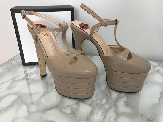 Sapato Gucci Angel Nude