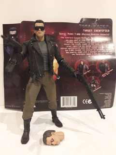 Figura The Terminator T800 Police Station Assault