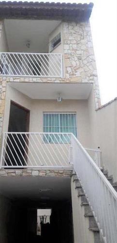 Imagem 1 de 14 de Sobrado Na Vila Matilde Com 3 Dorms Sendo 1 Suíte, 3 Vagas, 170m² - So0595
