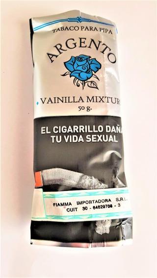 Tabaco Argento P/ Pipa De Vainilla