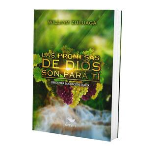 Las Promesas De Dios Son Para Ti - Libros De William Zuluaga