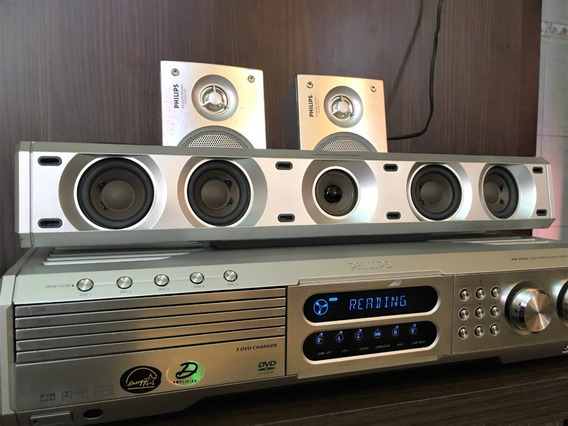Home Theater / Receiver Philips Mx 3910d