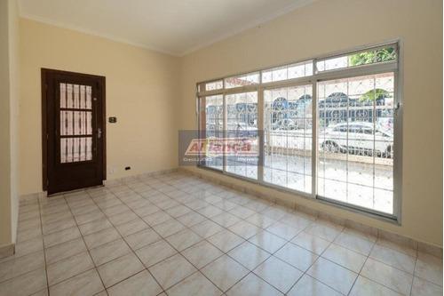 Casa Com 3 Dormitórios Para Alugar, 229 M²- Jardim Santa Mena - Guarulhos/sp - Ai15981