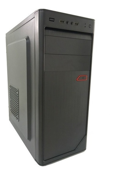 Desktop Intel Core 2 Quad 4gb Ram Hd 320gb + Brindes