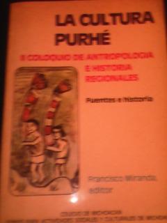 Cultura Purhé Y Benzulul