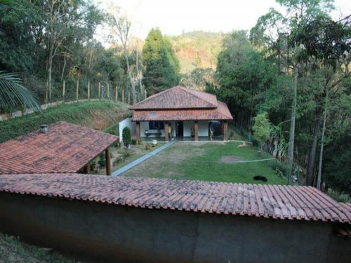 Cod 3733 Belíssima Chácara Em São Roque - 3733