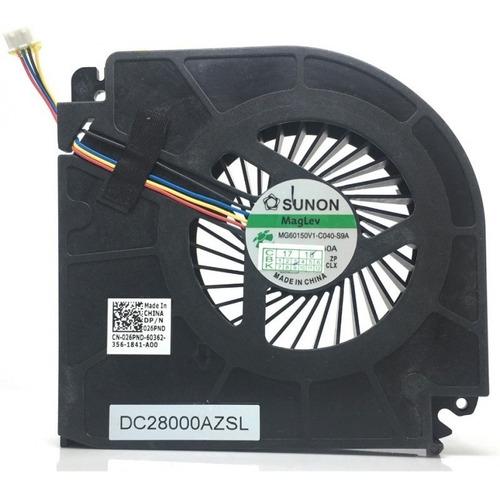 Ventilador Dell Precision M6700 M5700