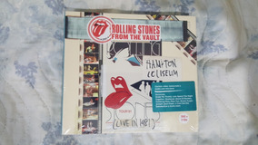 The Rolling Stones - Live In 1981 Box 2 Cds+dvd Liquidação!