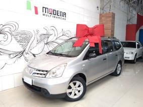 Nissan Livina Grand S 1.8 16v Mec. 2010