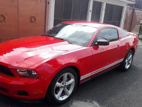 Ford Mustang Lujo V6 Mba