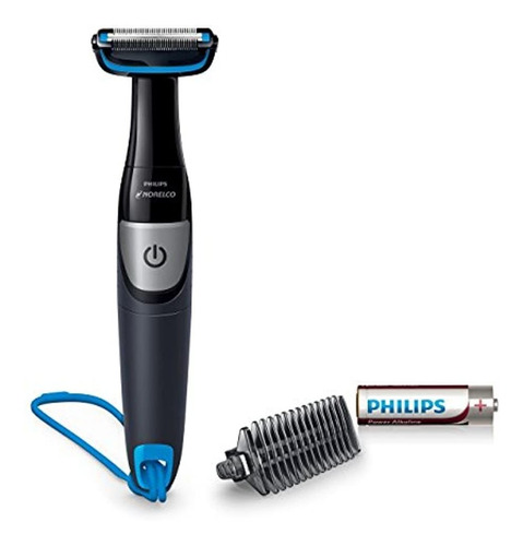 Afeitadora De Cuerpo Philips Norelco Bodygroom Series 1100,