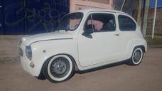 Fiat 600 R 1973 Blanco