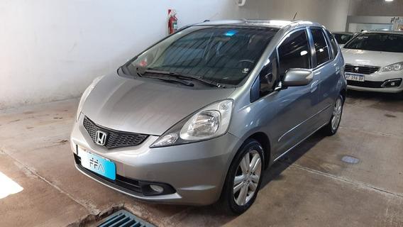 Honda Fit 1.5 Exl 5p Aut L/09 L/13 2012