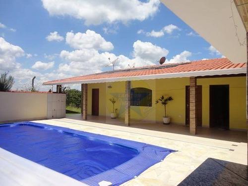 Chácara Residencial À Venda, Maracanã, Jarinu. - Ch0007