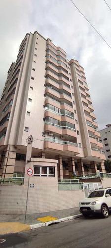 Apartamento Com 2 Dorms, Canto Do Forte, Praia Grande, Cod: 3121 - A3121